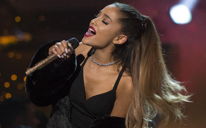 Listen to Ariana Grande's dreamy new single Imagine.  https://t.co/ecQ8OmUrmg