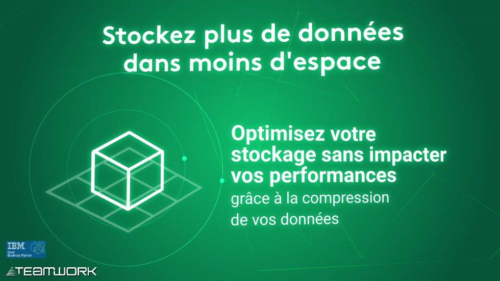 Image for the Tweet beginning: Vidéo #Infra #Stockage Vos données