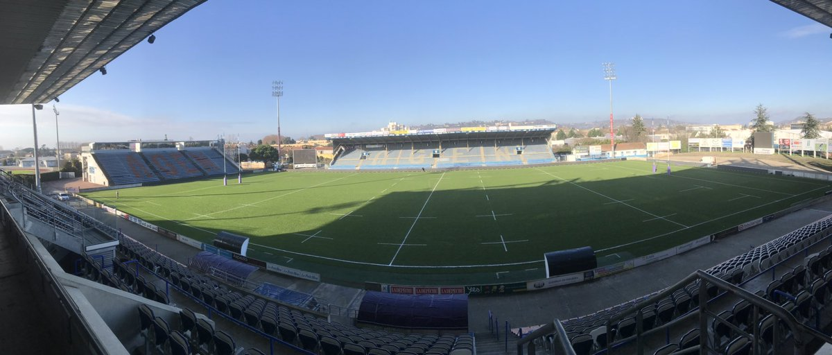 #JourDeMatch Latest News Trends Updates Images - agen_rugby