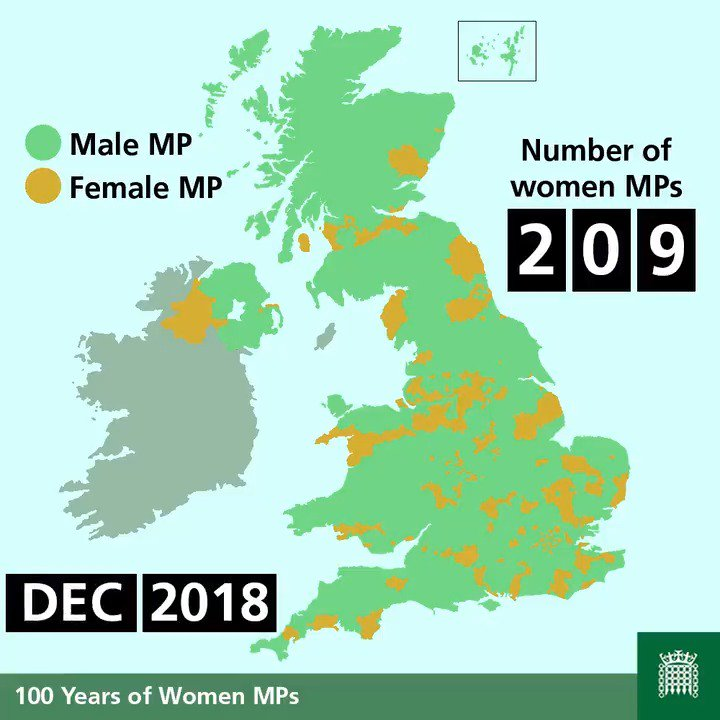 UK House of Commons's photo on #Vote100
