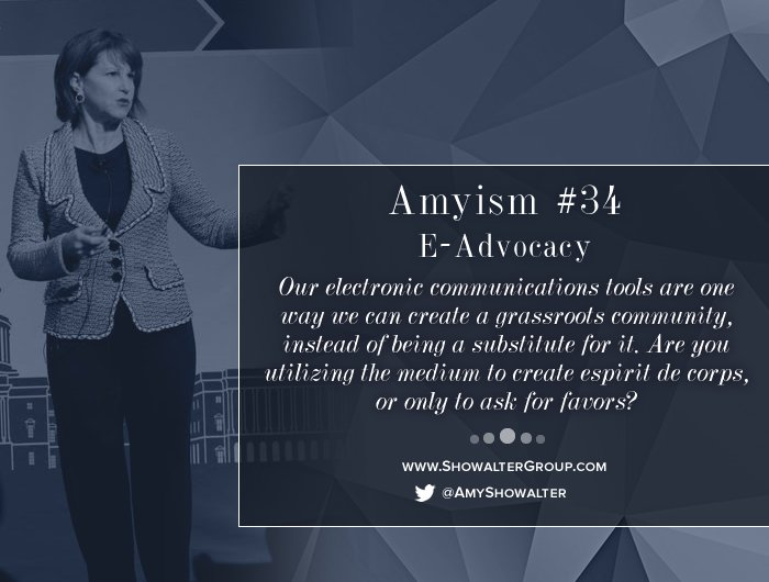 test Twitter Media - Amyism #34 E-Advocacy https://t.co/cpihIjqf6I