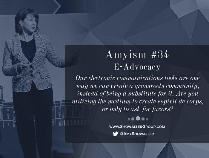 test Twitter Media - Amyism #34 E-Advocacy https://t.co/cpihIjqf6I