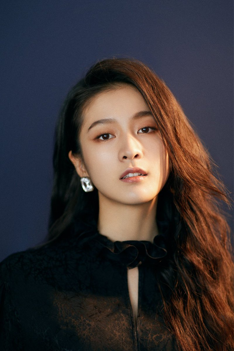 """Trending Weibo on Twitter: """"Zhang Xueying is glam in all-black as she steps out at the YSL Beauty Hotel pop-up in Shanghai. #SophieZhang #ZhangXueying #张雪迎… https://t.co/w1PkzTTbib"""""""