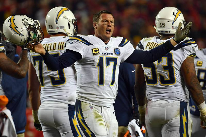 Philip Rivers and the Chargers have been sending the same message all season: They are the most dangerous team in the AFC  https://t.co/DFV55Q2As8