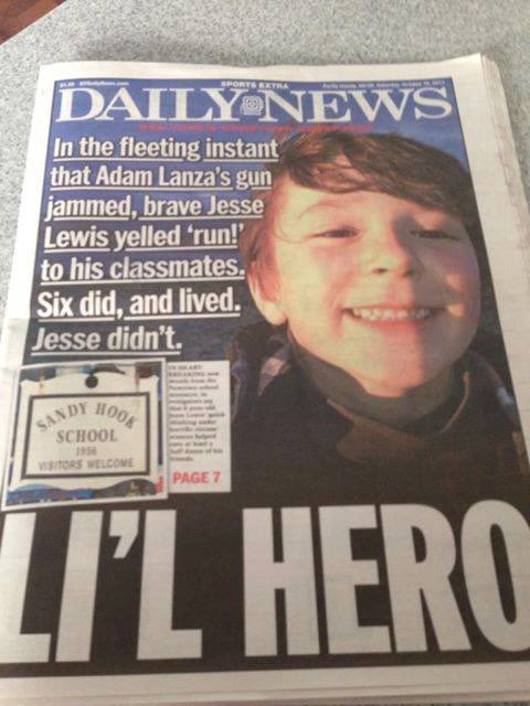 I will never forget my brother, the hero, who saved *9 of his classmate's lives on 12/14.