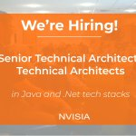 Image for the Tweet beginning: NVISIA is hiring for technical