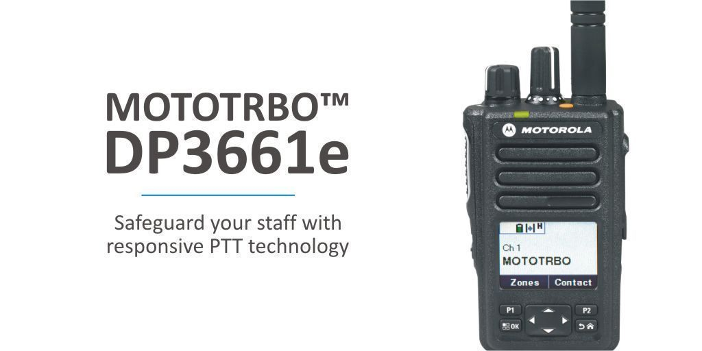 Protect your lone workers - With an emergency button on the @MotSolsEMEA #MOTOTRBO DP3661e Digital #twowayradio your staff can summon help with one touch https://t.co/vawP89LDFG  #loneworker #emergencyalarm #dutyofcare #loneworker #heretosupportyou