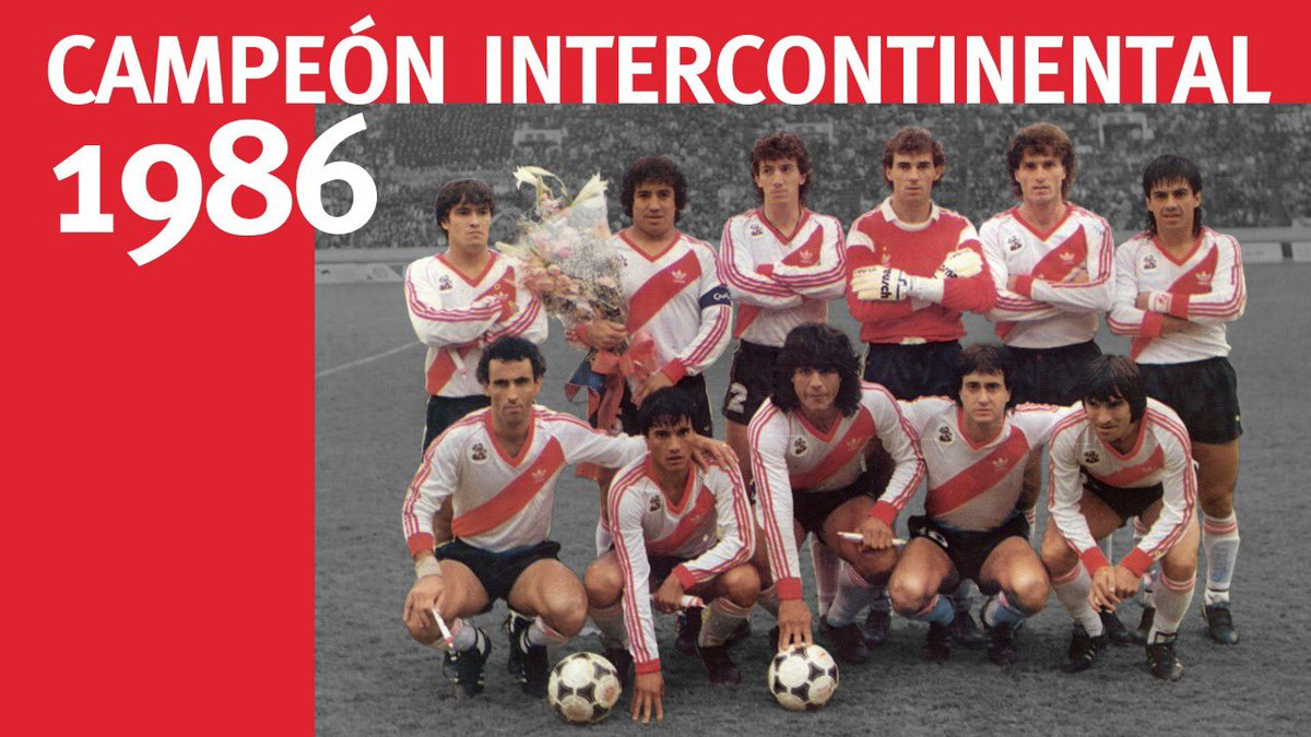 River Plate's photo on Copa Intercontinental