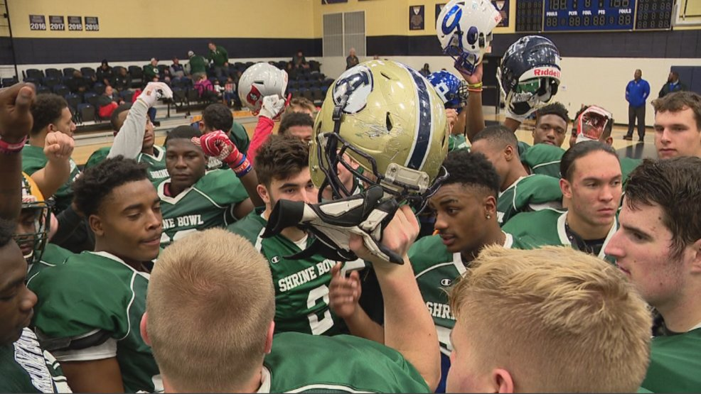 WNC players enjoy final high school experience with Shrine Bowl https://t.co/DVwAO9XhcP