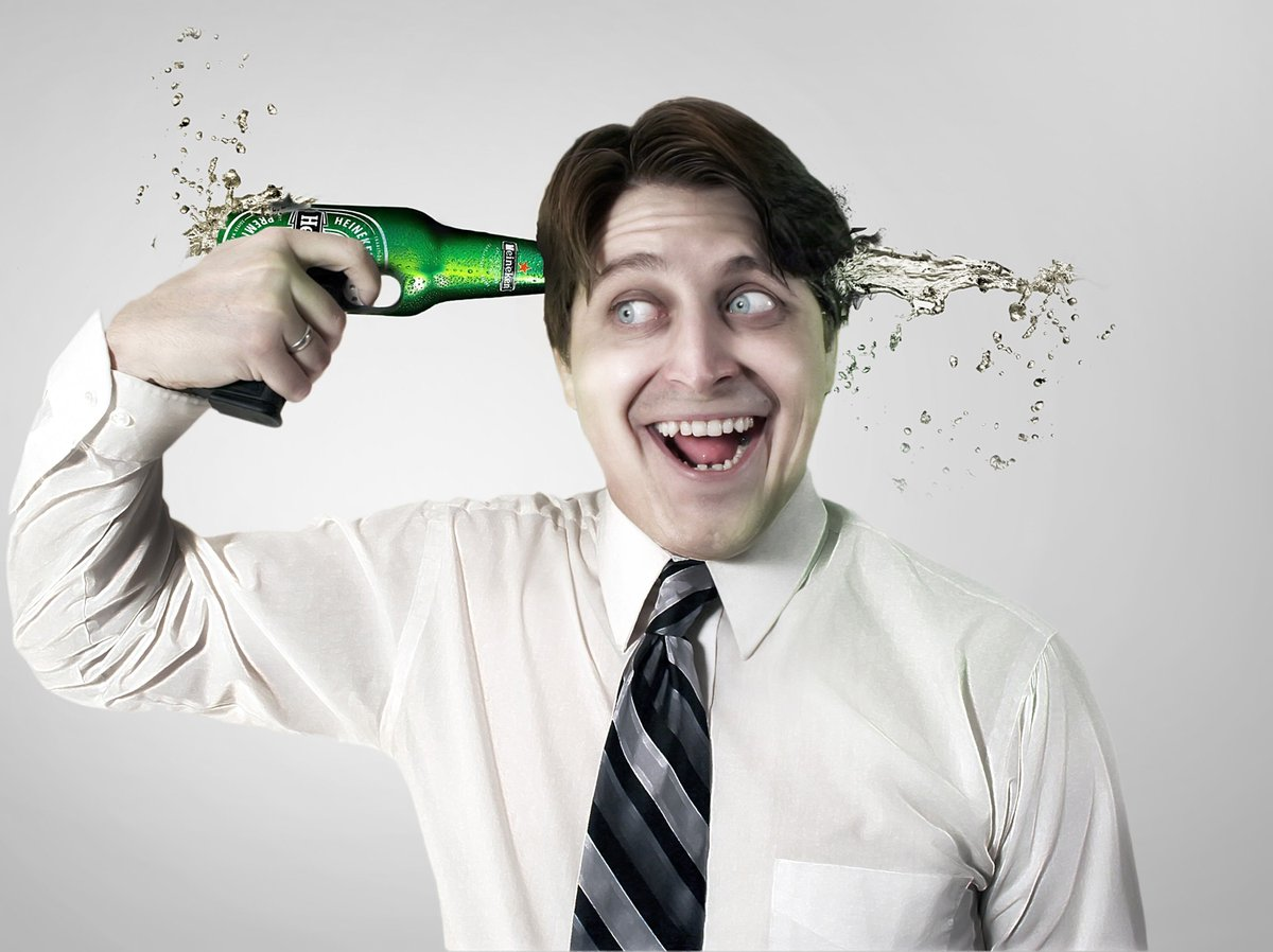 Пивом голову не обманешь картинки