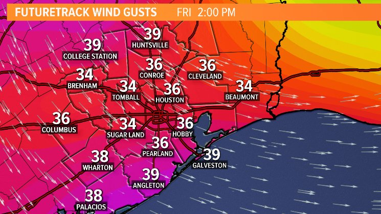 What to expect with Friday's strong winds in the Houston area https://t.co/PIDw280L3T #KHOU11 #HTownRush #houwx