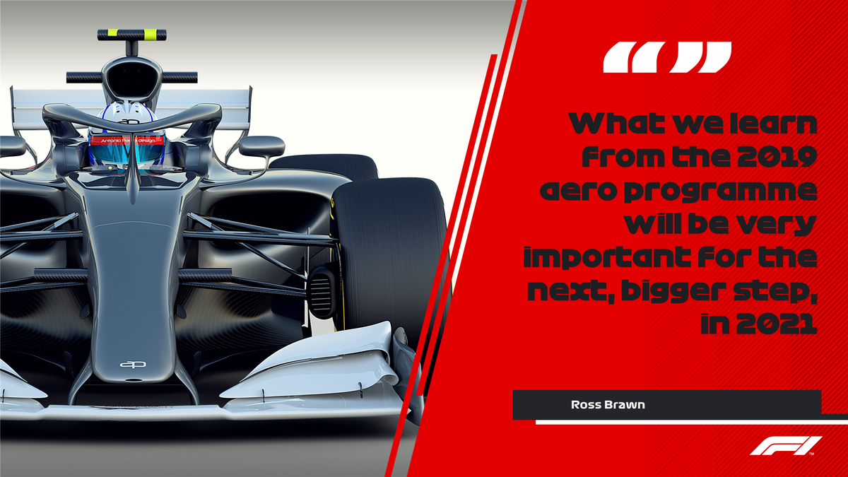 ⚙️ Power units 💰 Budgets and revenues 💨 Aero tweaks Managing Director of Motorsports Ross Brawn talks 2019 and beyond, as #F1 looks towards a fairer, faster, futuristic tomorrow >> f1.com/Brawn-2021