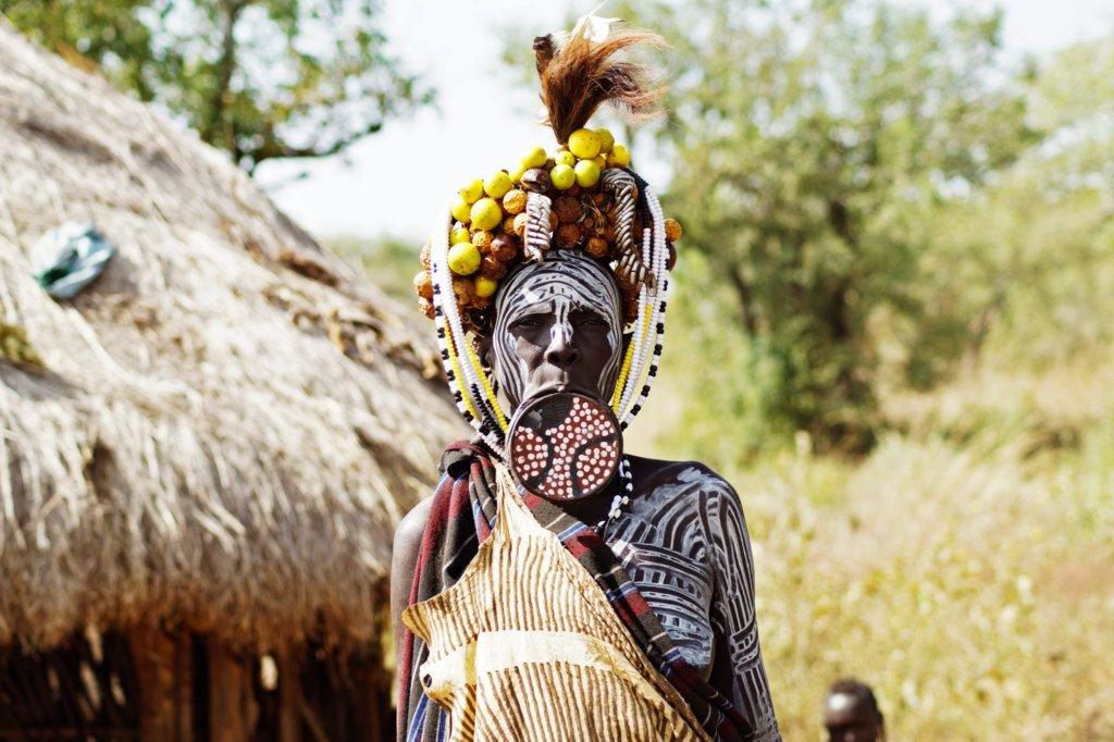 Visiting the Mursi people in South Ethiopia: https://t.co/OckbyUgRL6 #ethiopia #mursipeople
