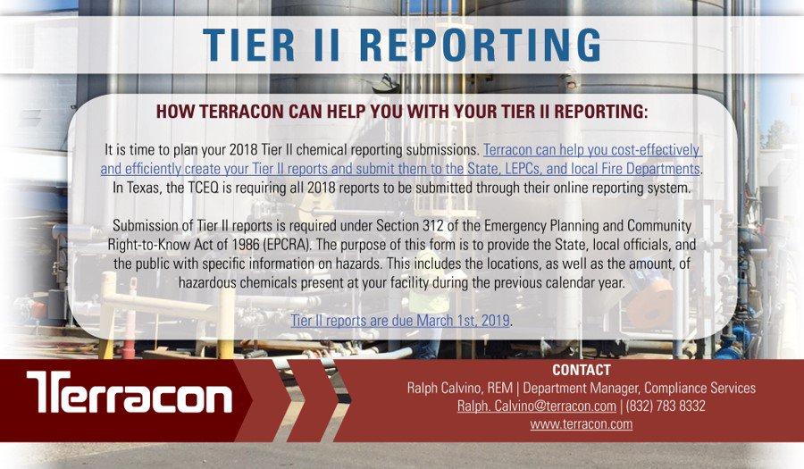 Terracon Regulatory Compliance - Houston (@TerraconRC) | Twitter