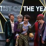 Artist of the Year Twitter Photo