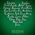 Please take a moment today to honor the innocent lives tragically lost. #26angels #newtownstrong💚
