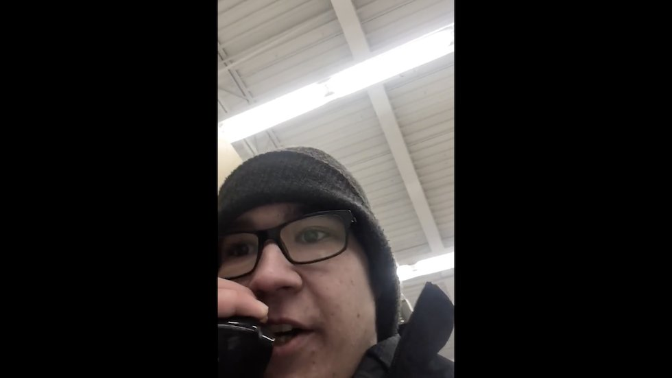 WATCH: Teen quits job at Walmart over intercom, tears into company over employee treatment https://t.co/AMjpeDRxIh