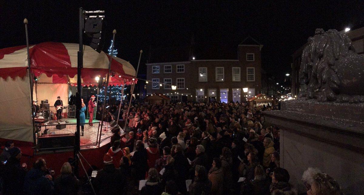 Wouter Kolff On Twitter Vanavond De Kerstmarktdordt Mogen Openen