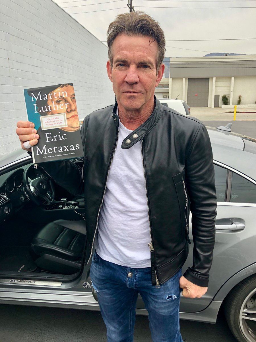test Twitter Media - Looking for Christmas gift ideas for Dennis Quaid? He already has LUTHER so maybe get him DONALD DRAINS THE SWAMP!  https://t.co/w9xfUOsXl0 https://t.co/YGSnJ4ZlCH