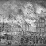 Image for the Tweet beginning: Dec. 16, 1835: Bitter cold