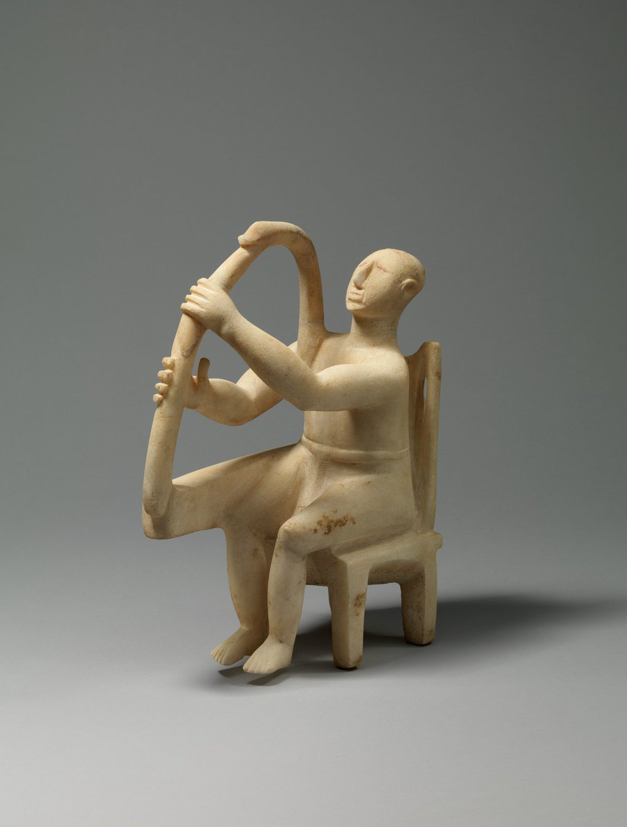 Used in festivals and banquets, funerals and temple rituals, harps in various forms have existed for thousands of years—yet lend themselves to innovation and reinterpretation. Join us tonight for in-gallery harp concerts: https://t.co/A0xgKQjNRI.