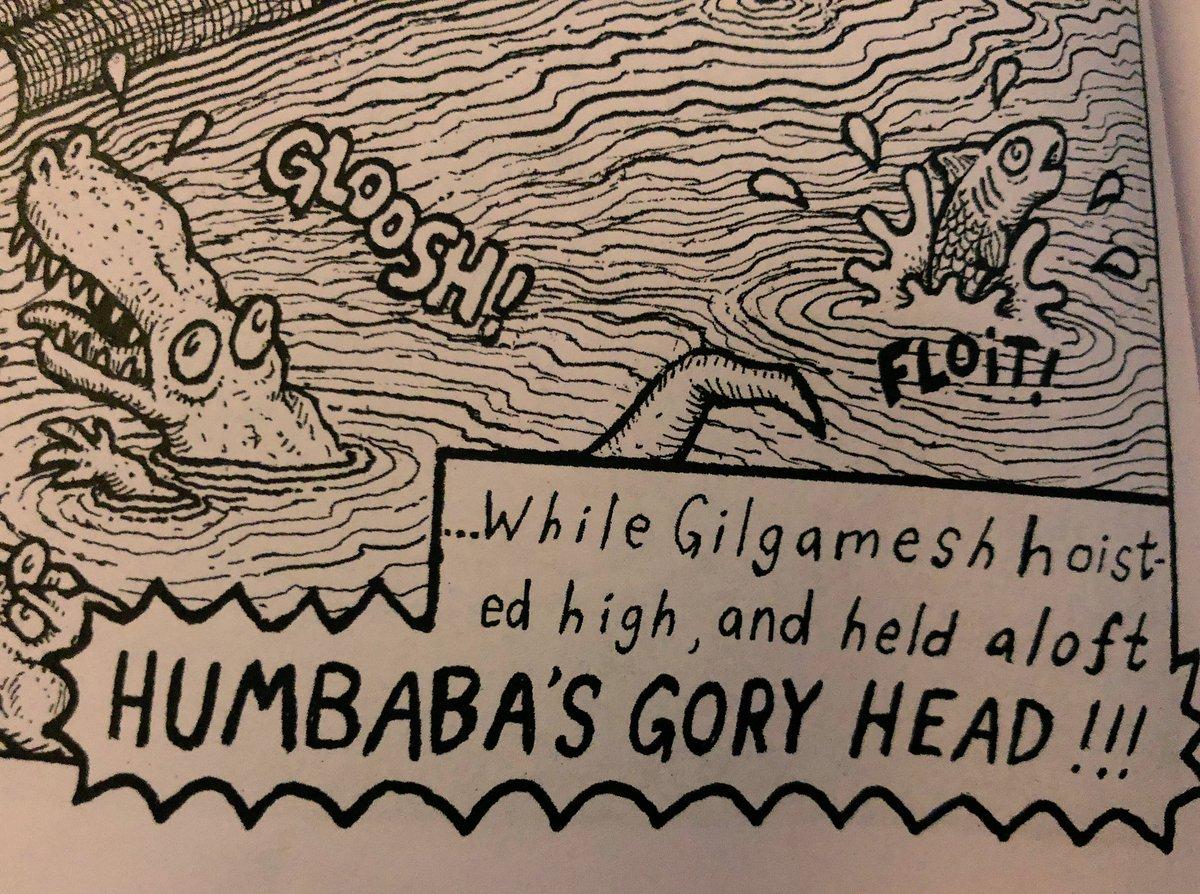 gilgamesh and humbaba