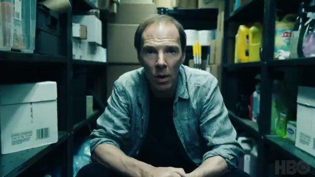 HBO's photo on Benedict Cumberbatch