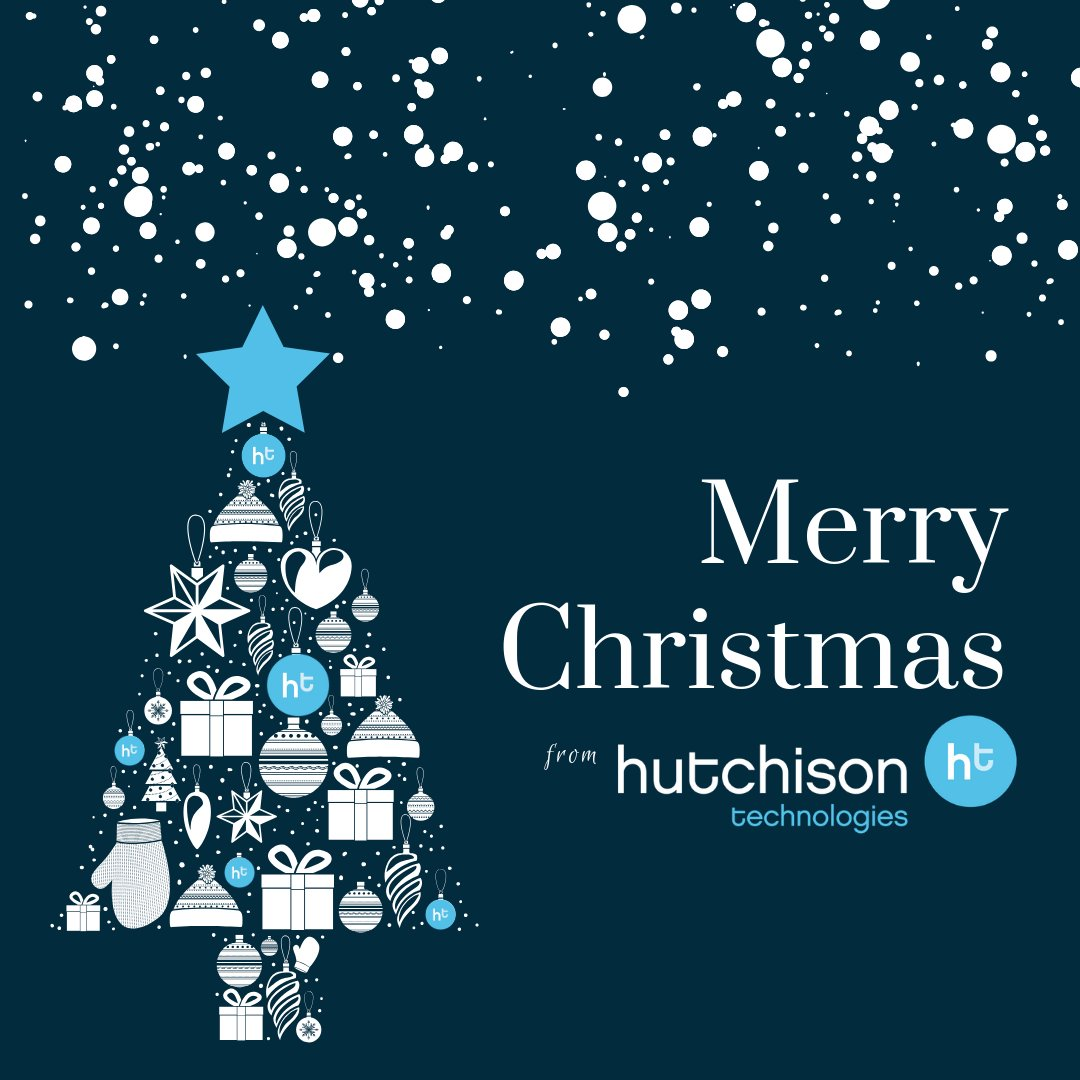 Image for ⭐Christmas has arrived at Hutchison-t! It's our Christmas party tonight and we can't wait to reward our staff for all their hard work this year. Happy Christmas to our valued customers and partners from everyone at Hutchison-t – We hope you're celebrating
