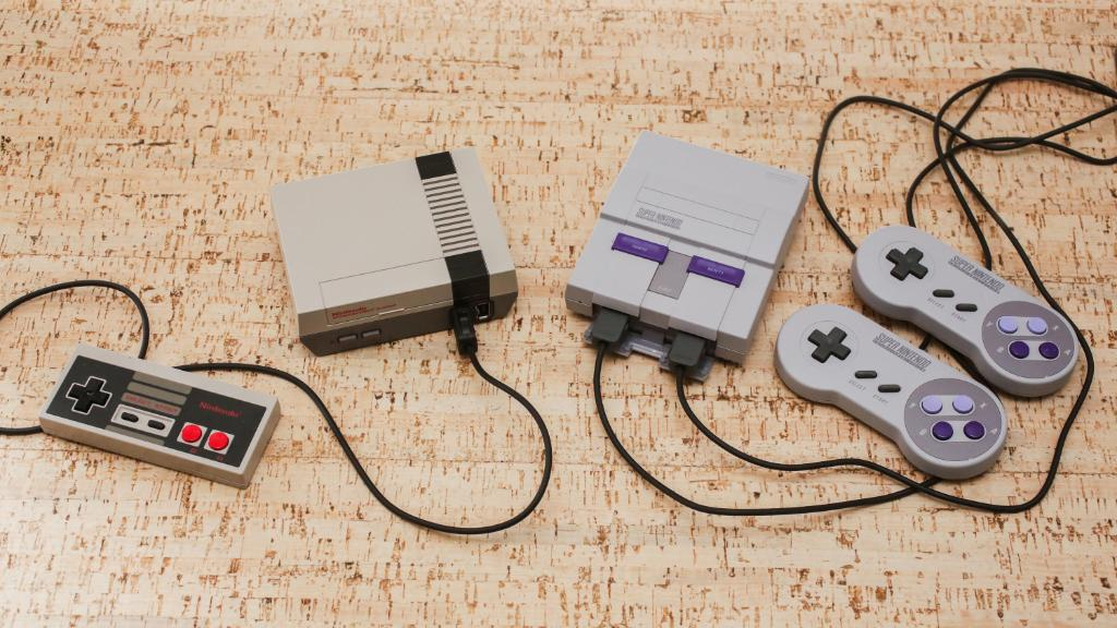 Nintendo SNES and NES Classic: 'once they sell out, they're gone' https://t.co/fDYihFngWI
