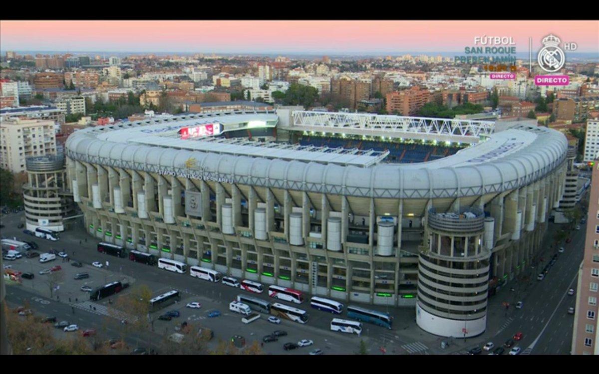 La Tertulia Magazine El Santiago Bernabéu cumple 71 años #RMTV