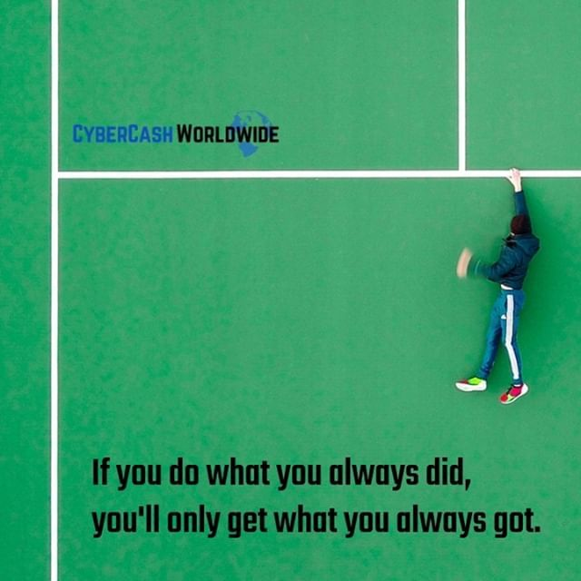 If you do what you always did, you&#39;ll only get what you always got. .   https:// ift.tt/2qu87IM  &nbsp;   . . . #motivation #success #motivationalquote #businesslife #inspiration #inspirational #entrepreneur #business #richlife #positivechange #positivity #lifestyle #successful #quot… <br>http://pic.twitter.com/qB7NJ1rAwb