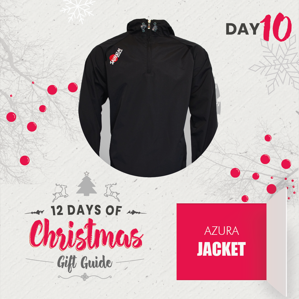 test Twitter Media - The superb Azura jacket appears on day 10 of our 12 Days of Christmas Gift Guide. Functional and supremely comfortable, it is also customisable with initiials. See our full guide: https://t.co/INdbsGeqyD https://t.co/2BVjN1Bv53