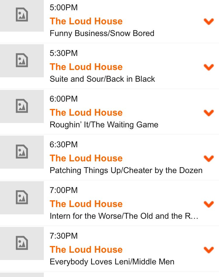 the loud house funny business/snow bored