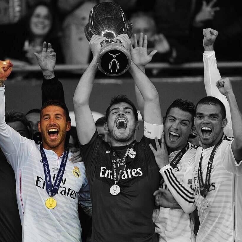 เหลือเพียงแค่ความทรงจำ 😢  #HalaMadrid  #UCL #RMliga #RealMadrid #sport #soccer #football #LaLiga #Loryarb #กีฬา #ล้อฟุตบอล #ฟุตบอล