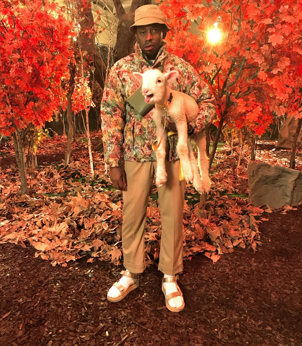Tyler, The Creator (@tylerthecreator) on Twitter photo 14/12/2018 17:30:03