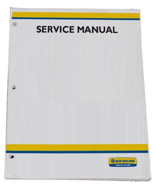 Repair Manual New Holland M1925 on