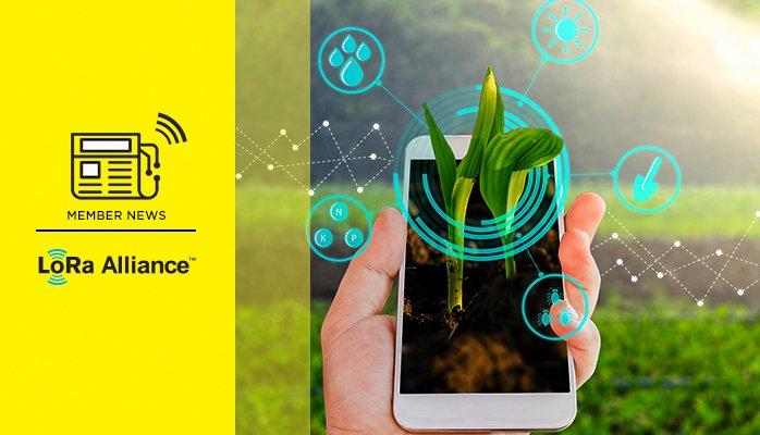 Member News! @NNNCoAus deploys #LoRaWAN network across Australian farm land, enabling smart irrigation through soil moisture probes, rain gauges, local weather data, water and fuel tank monitors, and satellite imagery. https://zd.net/2SFuOpJ