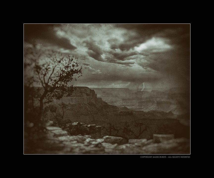 Pictorialism #photography was near its peak in popularity during the first several decades of the 20th century. With that in mind, I am including a selection of Pictorialism work in my upcoming Grand Canyon Centennial Photography exhibition. I enjoy the artistic departure....