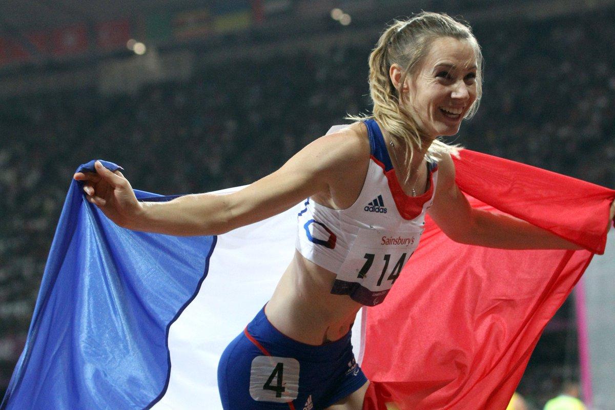 Félicitations à Marie-Amélie Le Fur, nouvelle présidente de @FRAparalympique ! Triple médaillée dor aux Jeux @Paralympics et membre de la commission des athlètes de #Paris2024. Une super représentante pour le mouvement paralympique ! En route vers 2024 @mariealefur !