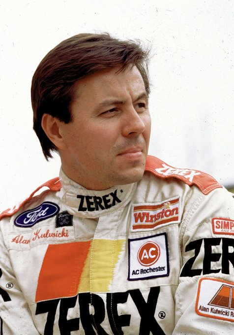 Happy Birthday Alan Kulwicki (December 14, 1954 April 1, 1993)