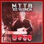 #MTTB102Yaşında Twitter Photo
