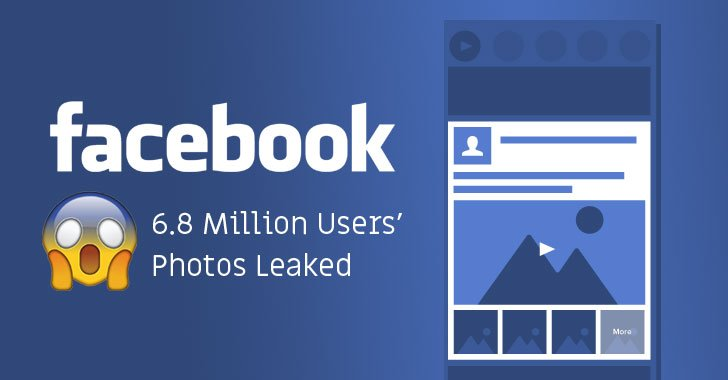 Another #Facebook API Bug Exposed 6.8 Million Users Private Photos to 1,500 Third-Party Apps  https://t.co/0ObTfsVDsk  It includes photos that people uploaded to Facebook, but 'chose not to post.'