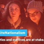 #RejectWhiteNationalism Twitter Photo