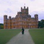 Downton Abbey Twitter Photo