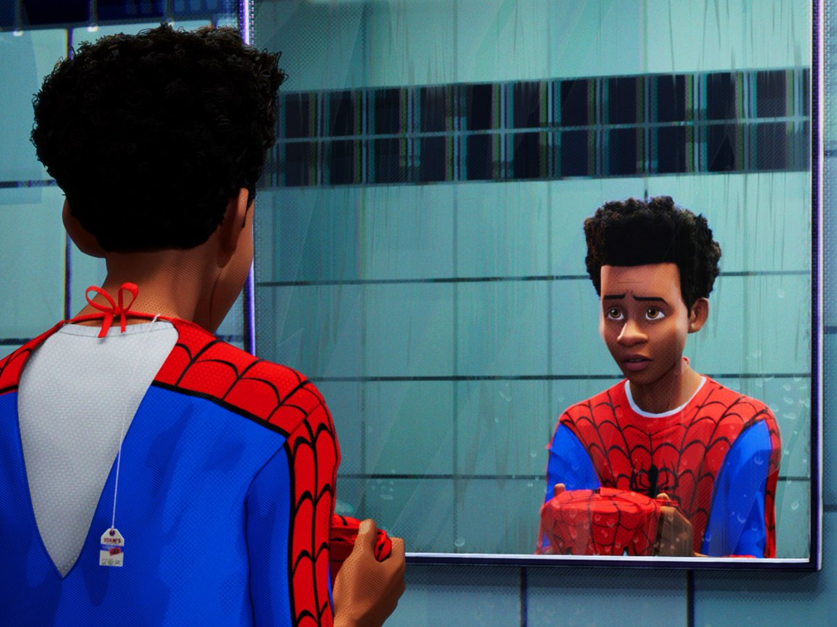 see Spider-Man: Into The Spider-Verse please. We need this movie to be financially successful so it teaches Hollywood that putting effort into animated movies pays off, instead of just shoving them out of assembly lines. plus it's amazing lol