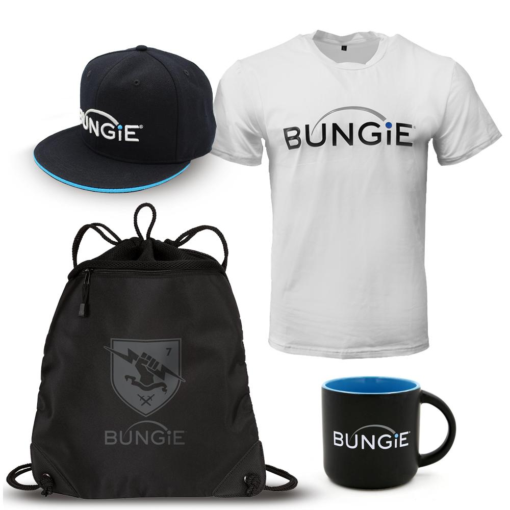 If you're a player of our games you're a member of the Bungie team.  RETWEET for a chance to win this @BungieStore #GuardianGiveaways Bundle.  💠 https://bungiestore.com/collections/guardian-bundles/products/copy-of-bundle-bungie?utm_source=SOCIAL&utm_medium=Email&utm_campaign=BNG …  📃 https://bungiestore.com/pages/guardian-giveaways-sweepstakes?utm_source=SOCIAL&utm_medium=Email&utm_campaign=BNG …