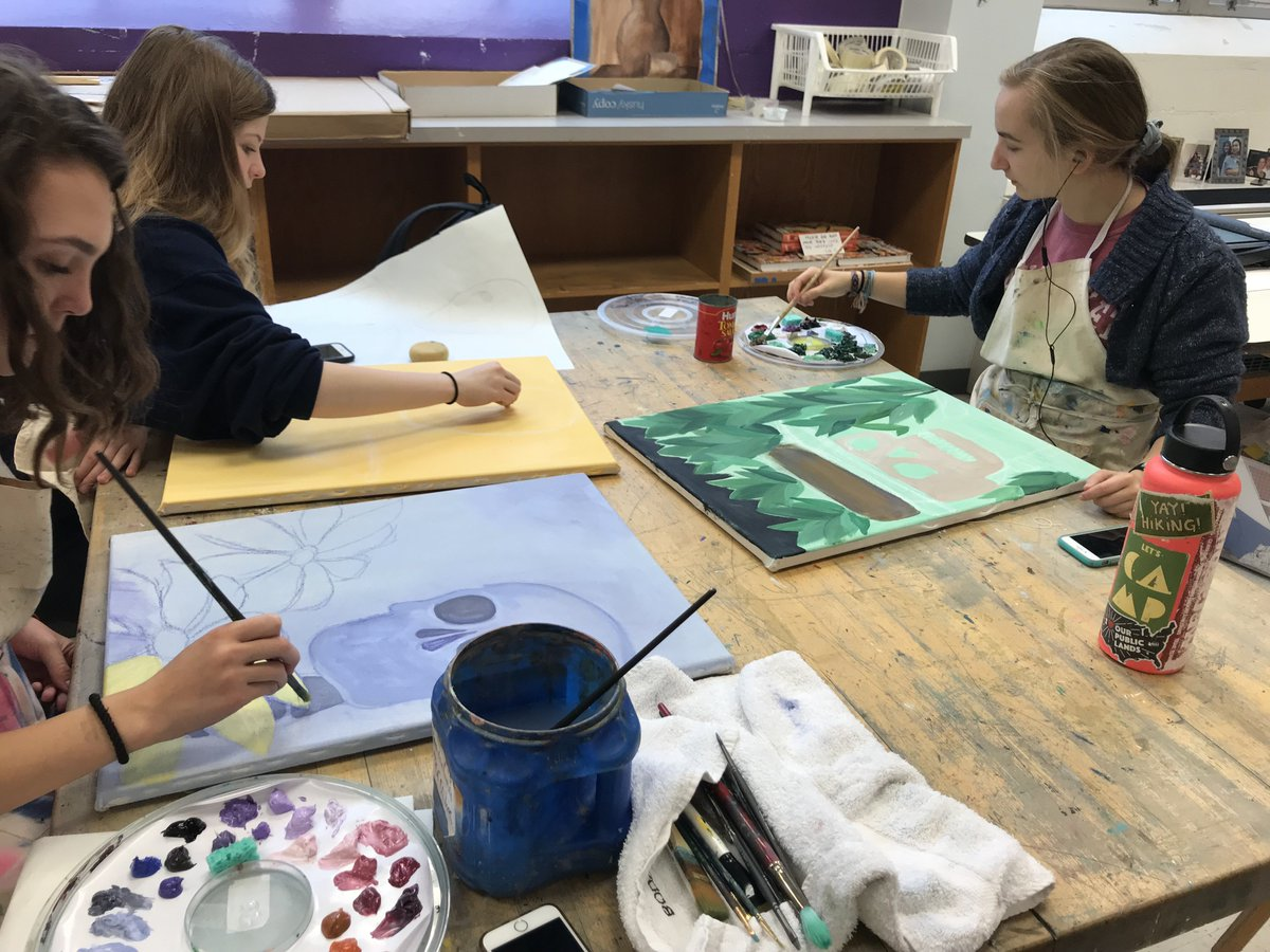 Art 2 <a target='_blank' href='http://twitter.com/HBWArt'>@HBWArt</a> <a target='_blank' href='http://twitter.com/HBWProgram'>@HBWProgram</a> are inspired by their studies of the human skeletal system and artist Frida Kahlo and José Posada <a target='_blank' href='http://search.twitter.com/search?q=lovehb'><a target='_blank' href='https://twitter.com/hashtag/lovehb?src=hash'>#lovehb</a></a> <a target='_blank' href='http://twitter.com/APSArts'>@APSArts</a> <a target='_blank' href='https://t.co/2Zr4dV4tTK'>https://t.co/2Zr4dV4tTK</a>