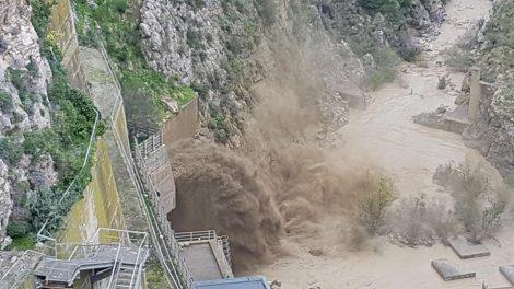 Invaso Rosamarina, scaricati oltre 2 milioni di metri cubi d'acqua - https://t.co/co2RETFOOh #blogsicilianotizie