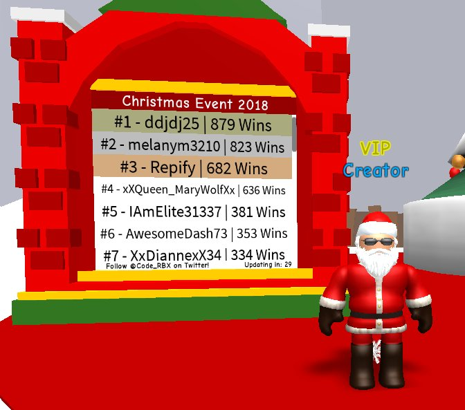 Christmas Roblox Id.Codesleeprepeat Code Rbx Twitter