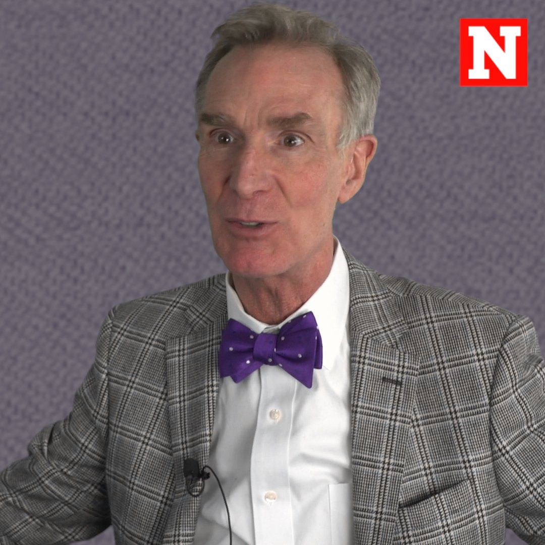 Bill Nye The Science Guy breaks down his issue with climate change deniers.